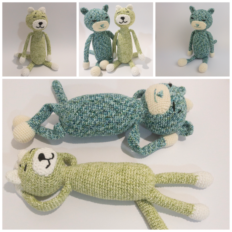 Crochet Kittens