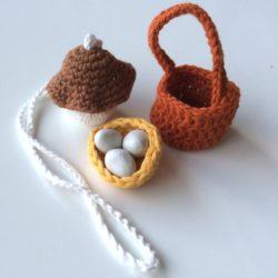 basket Nest Mushroom